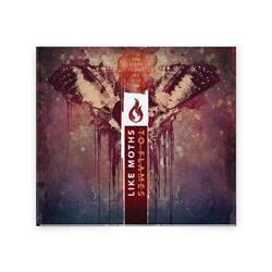 Like Moths To Flames - TDTWLF CD