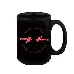 Broken Rope Black Coffee Mug
