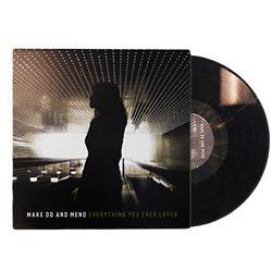 Everything You Ever Loved Black W/ Gold Splatter LP
