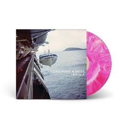 Enola Clear / Pink Starburst LP