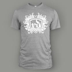 Crest Heather Grey