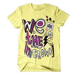 We Are The In Crowd - Spooky Yellow