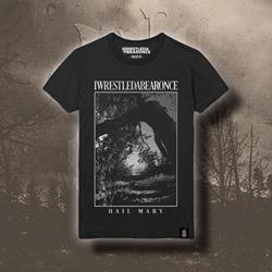 Hail Mary Photo Black T-Shirt