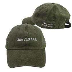 Feel Alive Dad Hat