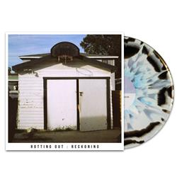 Reckoning White/Black w/Baby Blue Splatter LP
