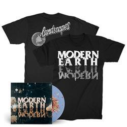 Modern Earth LP/T-shirt Bundle