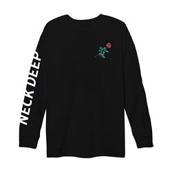 Rose Text Black