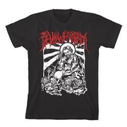 Metal Jesus Black