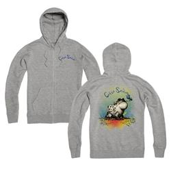 Stoney Frog Zip-Up Hoodie