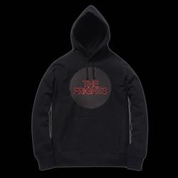 The Frights - Logo Black Pullover + Download
