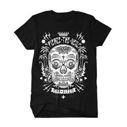 Sugar Skull Black
