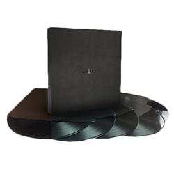 Rise 200 Black 5 LP Box Set