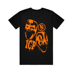 Hallowicked Drip Faces Black