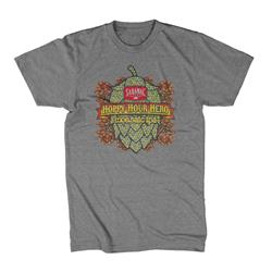 Hoppy Hour Hero Heather Grey