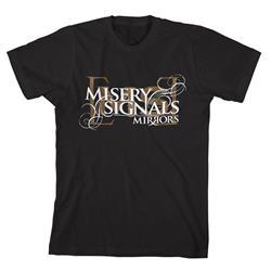 MS Mirrors Black