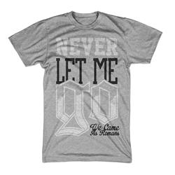 Never Let Me Go Heather Grey
