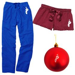 Pajama Set + Ornament