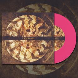 Self-Titled Hot Pink 7 Inch Vinyl