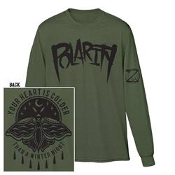 Moth Army Green