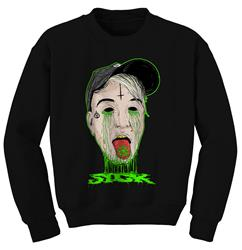 Fronz Gore Black Crewneck Small