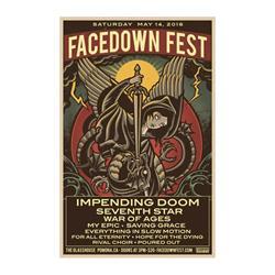 Facedown Fest 2016                                                     Merch