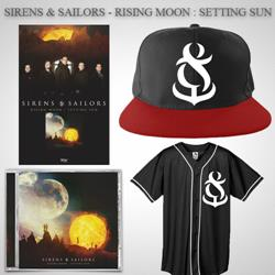 Rising Moon: Setting Sun CD + Hat + Jersey + Poster + Digital Download