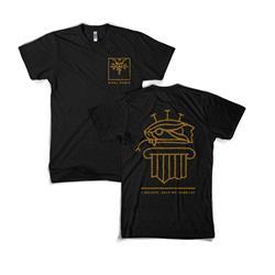 Emblem Snake Sld-Black