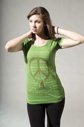 Sesa Naga Inner Peace Kelly Green Women's