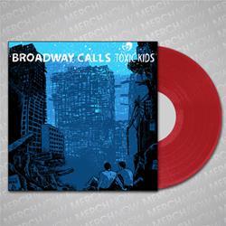 Toxic Kids Red LP