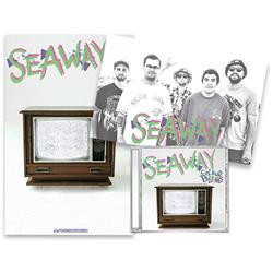 Seaway - Colour Blind CD + Poster