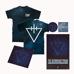 Space CDEP + T-Shirt + Poster + Stickers + Digital Download