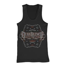 The Symphony Of Hope Black Tank Top