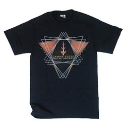 Dead But Dreaming Black T-Shirt