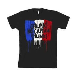 Flag Black T-Shirt