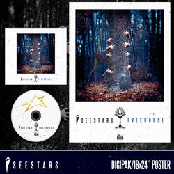 Treehouse CD/Poster