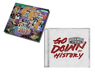 Four Year Strong CD Bundle