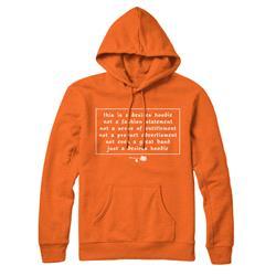 Hoodie Orange