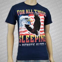 Patriotic As Fuck Navy