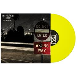 The Wrong Way Neon Yellow