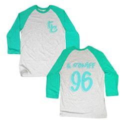 T Caniff 96 Grey/Mahi