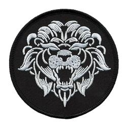 *Limited Stock* Circle Lion Black