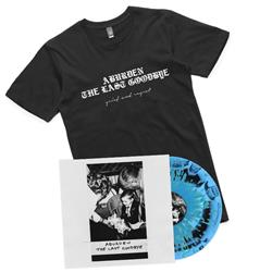 The Last Goodbye Blue Eyes Vinyl + T-Shirt
