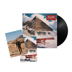 The Skeptic LP + Autographed Postcard Pack