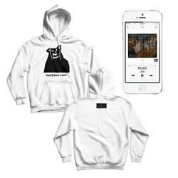 There's Really A Wolf Pullover + Zoo Digital Album