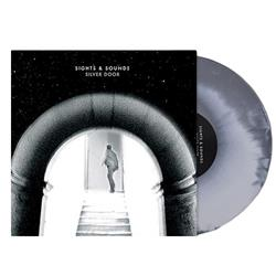 Silver Door Silver/White Smash 10inch LP