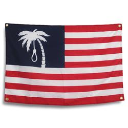 American Palm Tree Flag