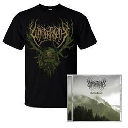 Standard CD & The Green Man T-Shirt