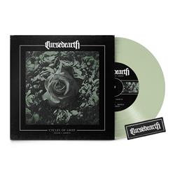 Cycles Of Grief Vol. 1: Growth  7Inch Vinyl W/ Patch