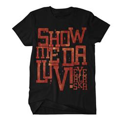 Show Me Da Luv Black