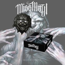 Shadows Inside  Custom Mask + Box